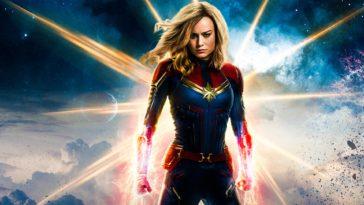 Captain Marvel Movie Review City Stuff