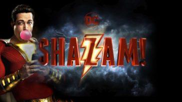 Shazam review The city stuff