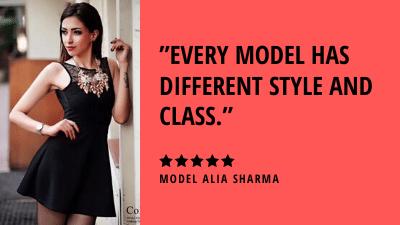 Jaipur Model Alia Sharma